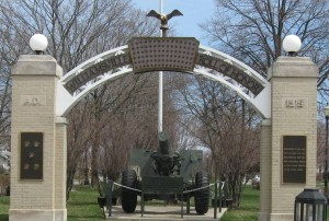 Williamsville war memorial