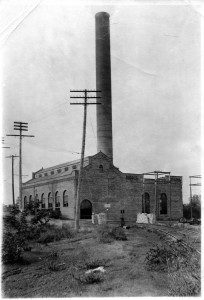 Illinois Terminal power plant