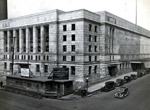 Illinois State Armory, mid-1930s