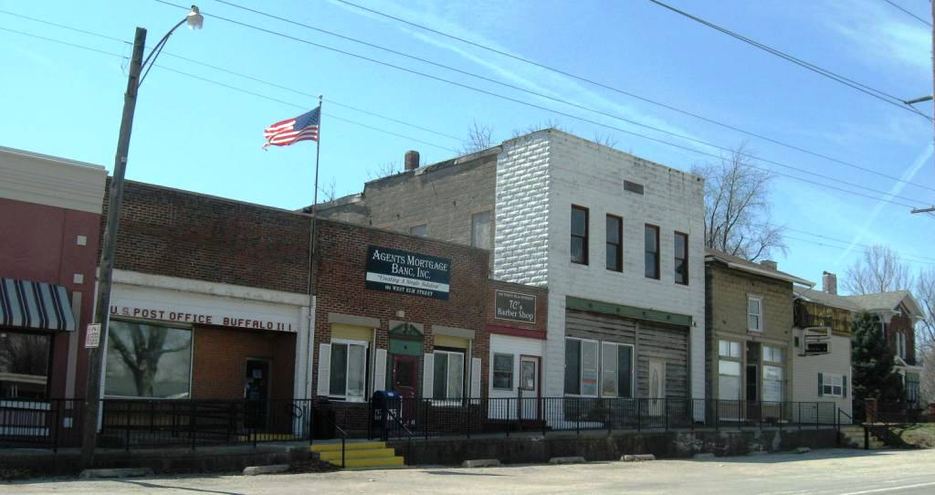 Buffalo businesses, 2014 (SCHS photo)