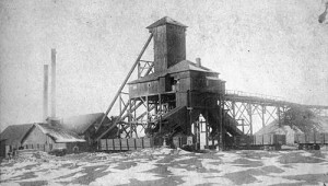 Starnes Shaft No. 1 (east of Springfield)