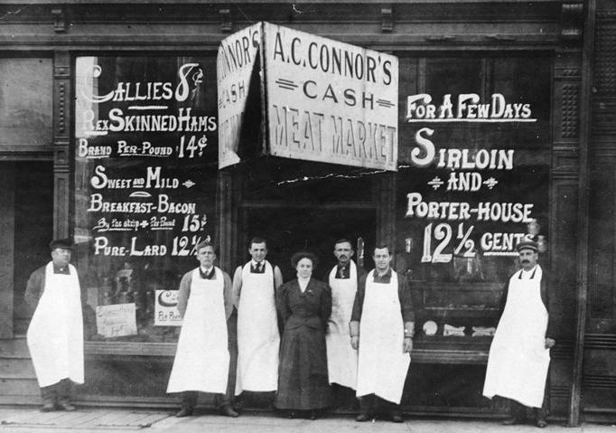 A.C. Connor's, 628 E. Washington St.