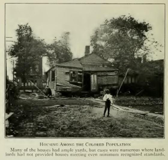 Housing for blacks