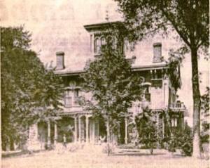 Diller Mansion