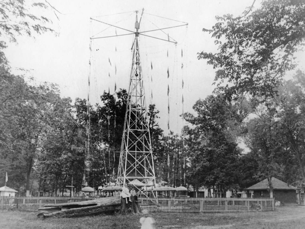 Mildred Park in 1906 (Sangamon Valley Collection)