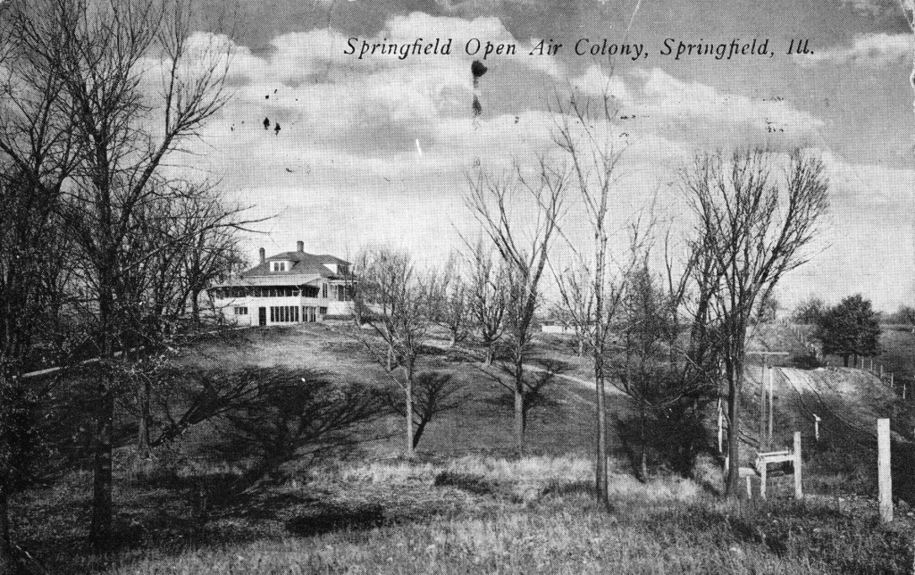 Springfield Open Air Colony (Sangamon Valley Collectino)