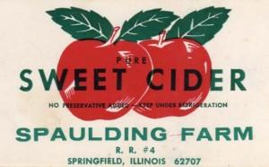 spaulding orchard