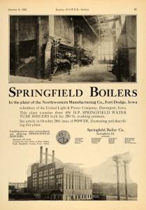 spfld boiler