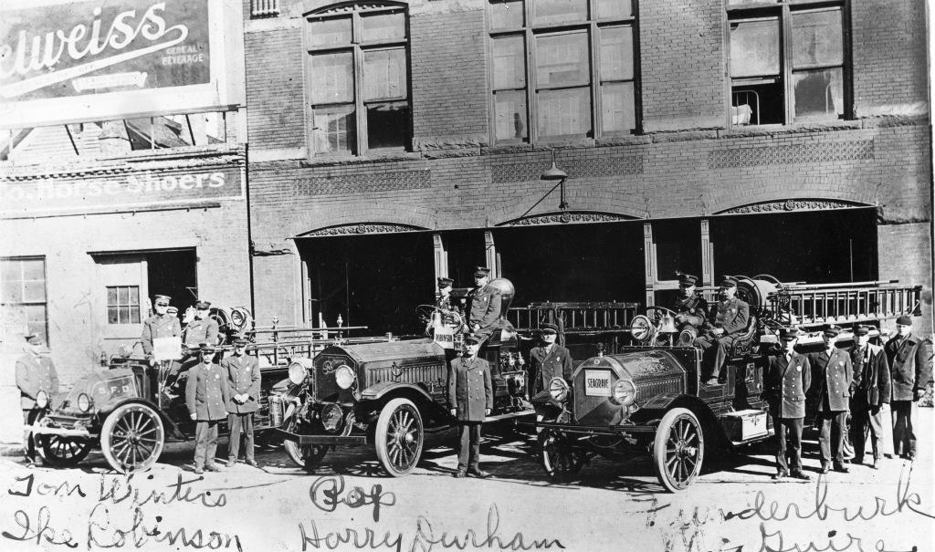 spfld fire dept 1925