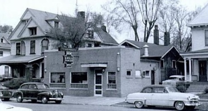 The Dew in the 1950s