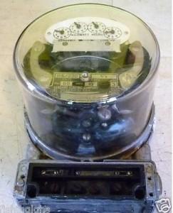 Type HF watthour meter