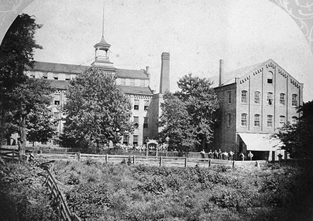 Springfield Woolen Mills (Sangamon Valley Collection)