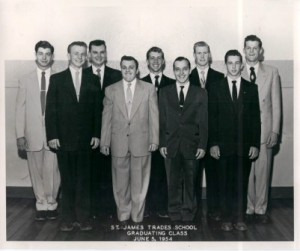 1954 graduates (Illinois Glory Days)