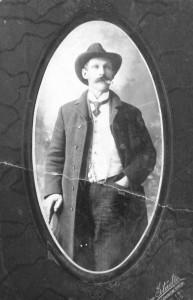James A. Stubbs, circa 1908 (Sangamon Valley Collection)