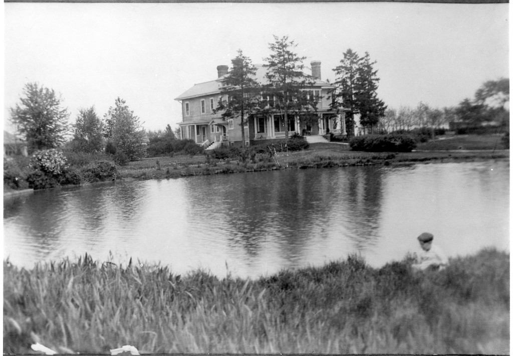 Wheeland Haven, 1920 (Sangamon Valley Collection)