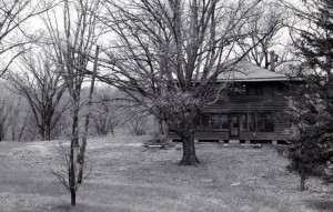 Glen Olive Lodge, 1950s (D&N Fanale Collection)