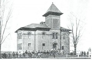 Mechanicsburg High School, 1912 (Illinois Glory Days)