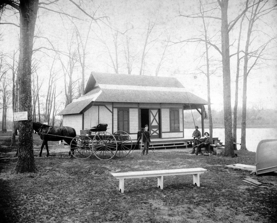Springfield Fishing Club, 1891