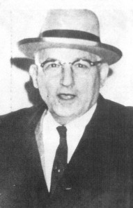 Frank Zito in the 1960s