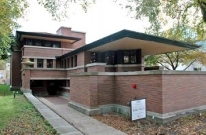 Robie House (Wikimedia Commons)
