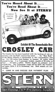 crossley