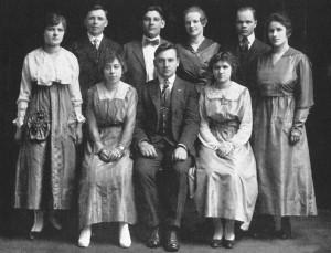 First church choir