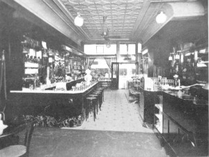 Interior, 1912 (from Springfield: The Capital of the State of Illinois, Springfield Commercial Association, 1912)