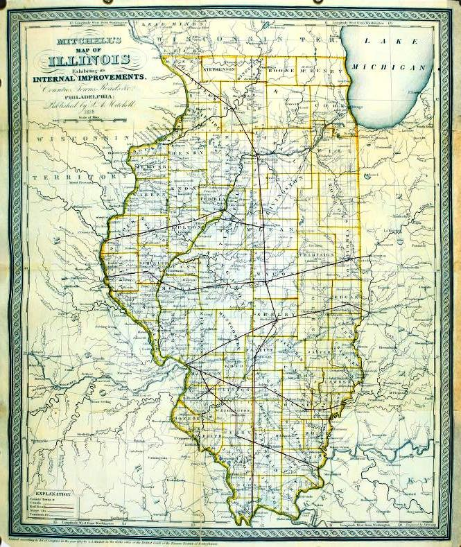 From Illinois in 1837: A Sketch