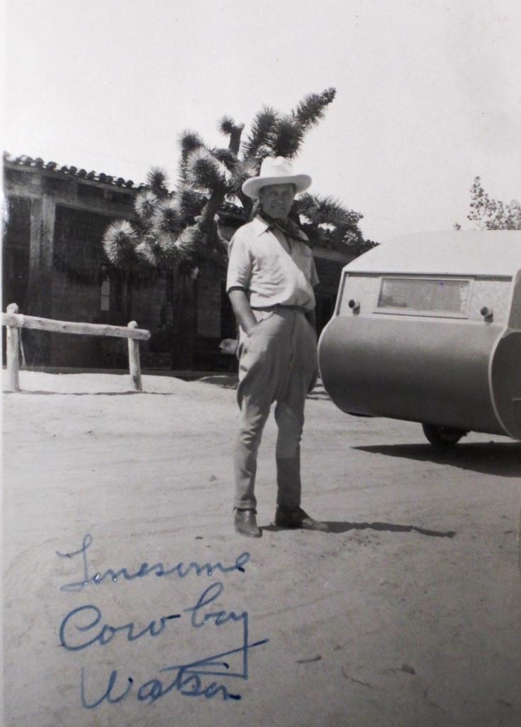 'Lonesome Cowboy' Watson