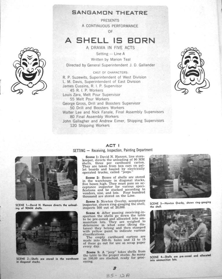 shell born 1