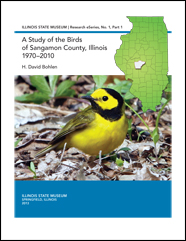 A Study of the Birds of Sangamon County, Illinois 1970-2010