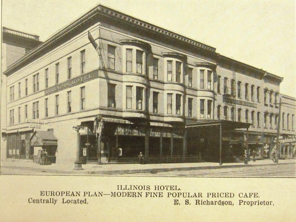 Illinois Hotel 1912