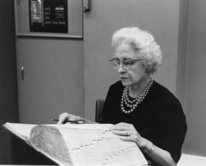 Miss Nellie Hughes, 1965 (SVC)