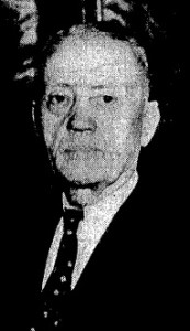 Johnnie Connors, 1935