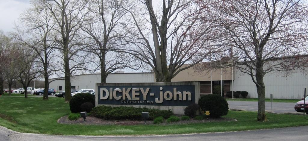 DICKEY-john Corp. headquarters near Auburn, 2016 (SCHS photo)