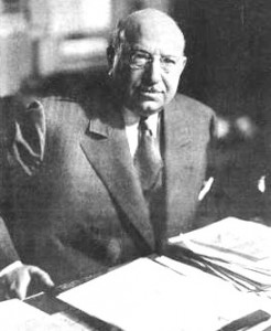 Gov. Henry Horner