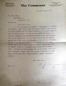 William Jennings Bryan response