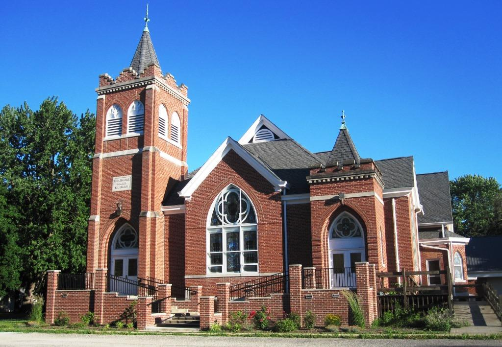 Williamsville United Methodist Church, 2016 (SCHS)