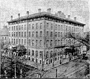 The pre-1908 Leland Hotel (SJR)