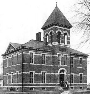 Caldwell School, undated