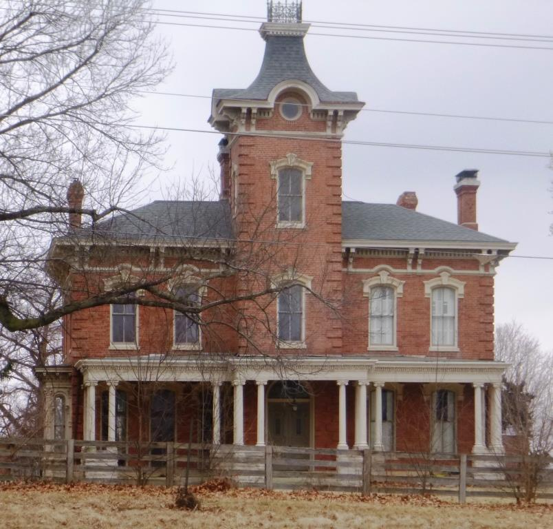 The Caldwell Mansion, 2017 (SCHS photo)