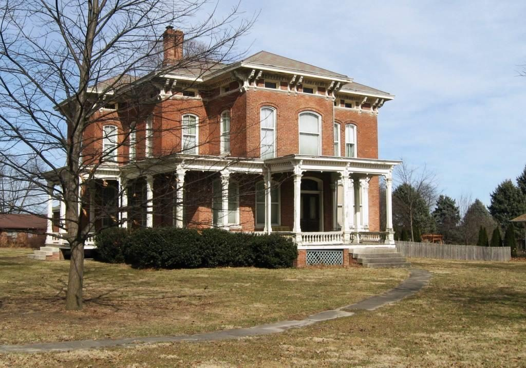 The Price-Prather House, Williamsville (SCHS photo)