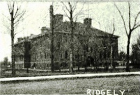 Ridgely School in 1914 (Springfield Survey)
