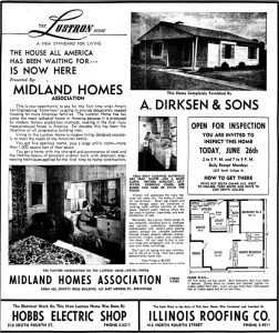 Advertisement courtesy State Journal-Register