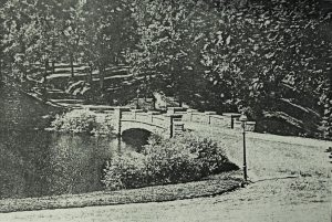 Lincoln Park bridge, 1920s (SVC)