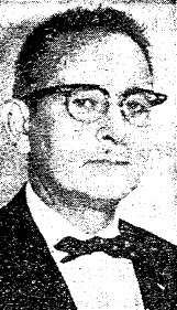 Carl Rinnus, 1960 (SJR)