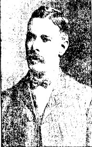Harry Taylor in 1906 (State Journal-Register; used with permission)