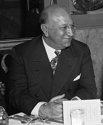 Gov. Henry Horner in 1937 (Wikimedia Commons)