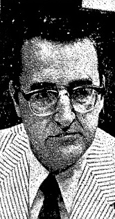 William Hardy, ISEA executive director, 1973 (courtesy State Journal-Register)