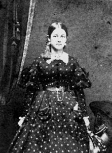 A young Josephine Edwards (findagrave.com)